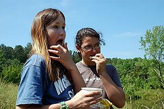 Meg and sarah